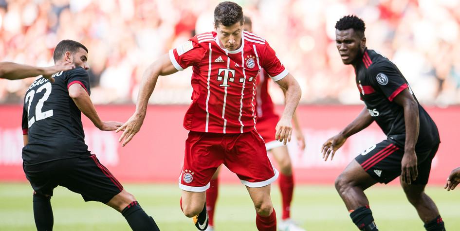 «Бавария» потерпела крупное поражение на предсезонном турнире