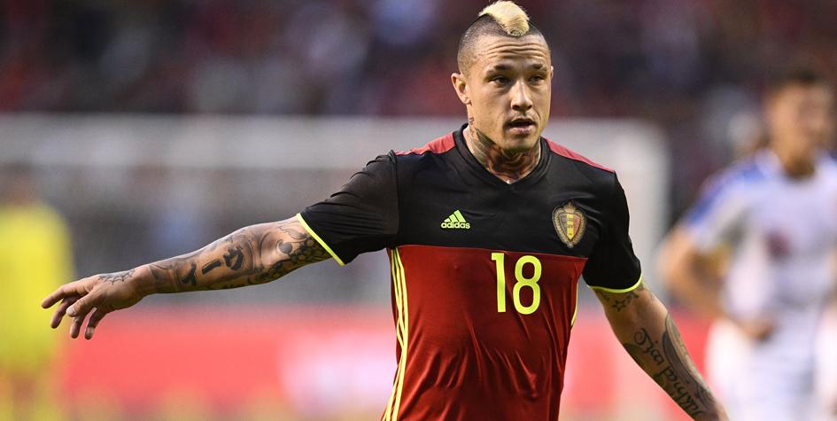 Футболист сборной Бельгии ушел из команды перед ЧМ-2018