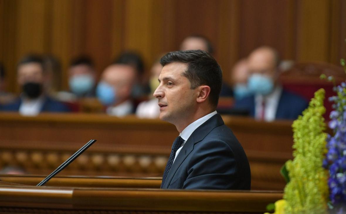 Зеленский сменил главу военной разведки Украины