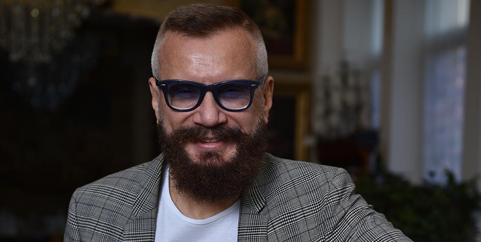 Андрей Ковалев— «РБК-Недвижимости»: «Первый удар придется по офисам»