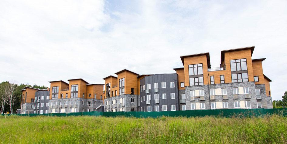 Малоэтажный проект «Гольяново Парк»