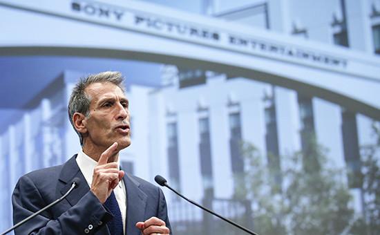 Глава студии Sony Pictures Entertainment Майкл Линтон