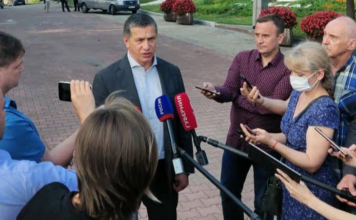 Фото:Пресс-служба полномочного представителя президента РФ в ДФО / РИА Новости