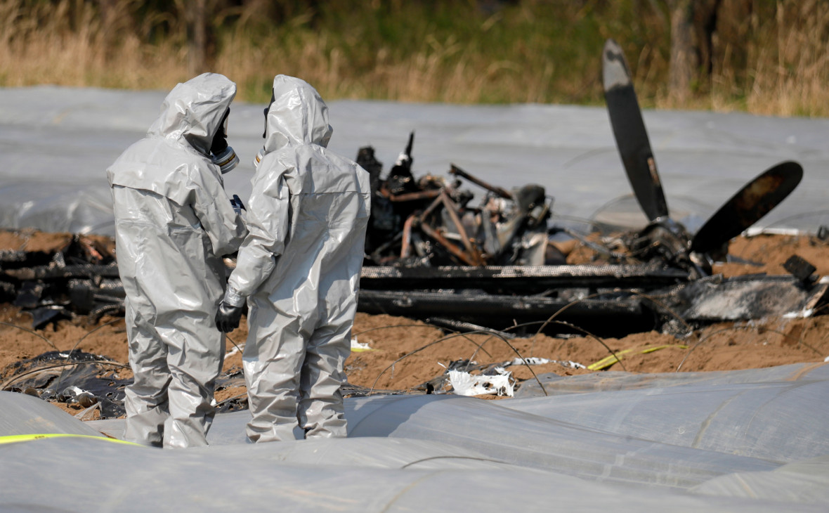 Фото:RONALD WITTEK / EPA / ТАСС