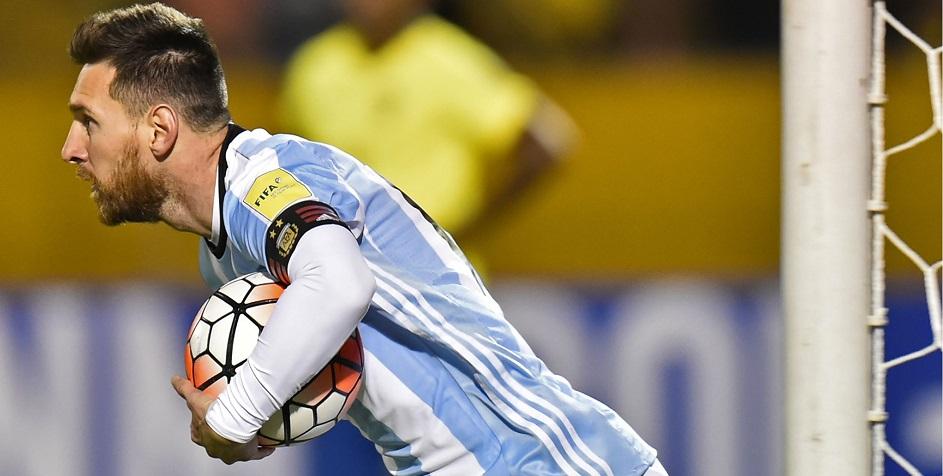 Тренер сборной Аргентины по футболу назвал состав на матч с Россией