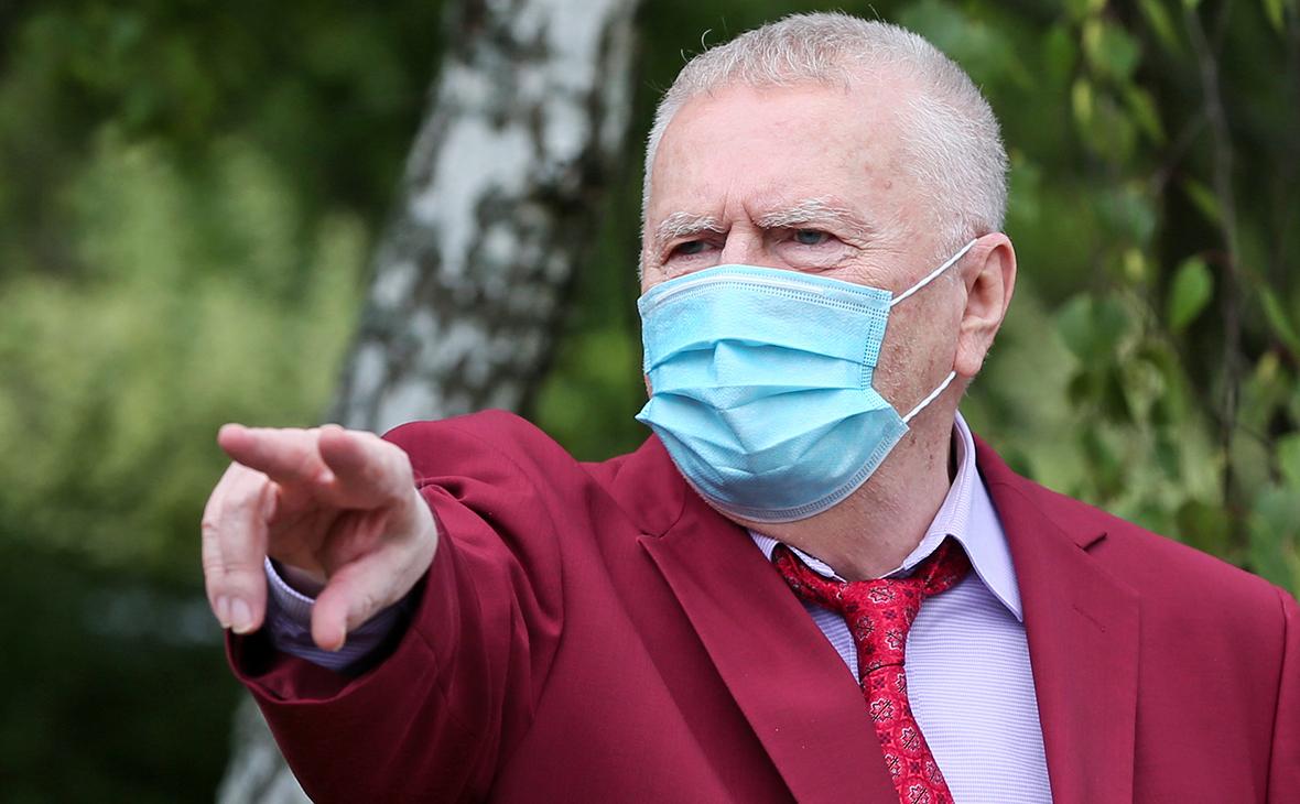Жириновский пообещал «не бросать» Фургала