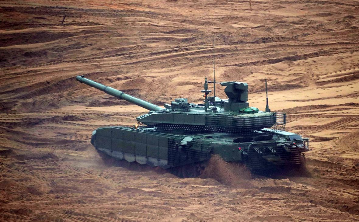 Глава УВЗ рассказал о готовности к работе над беспилотным танком Т-90