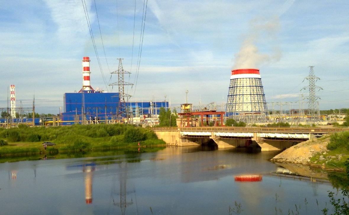 Яйвинская ГРЭС в Пермском крае