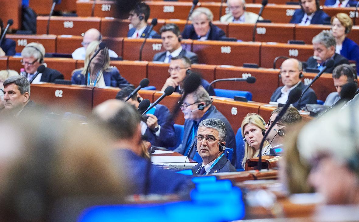 В ПАСЕ заявили о политическом кризисе после возвращения прав России