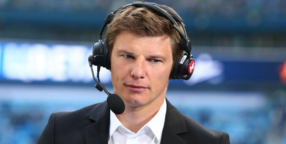 Бывший капитан сборной России по футболу Андрей Аршавин