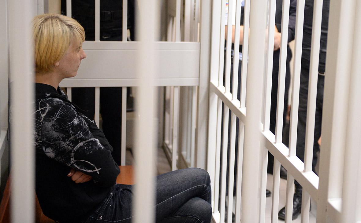 Ольга Алисова.Участница ДТП, повлекшего гибель ребенка