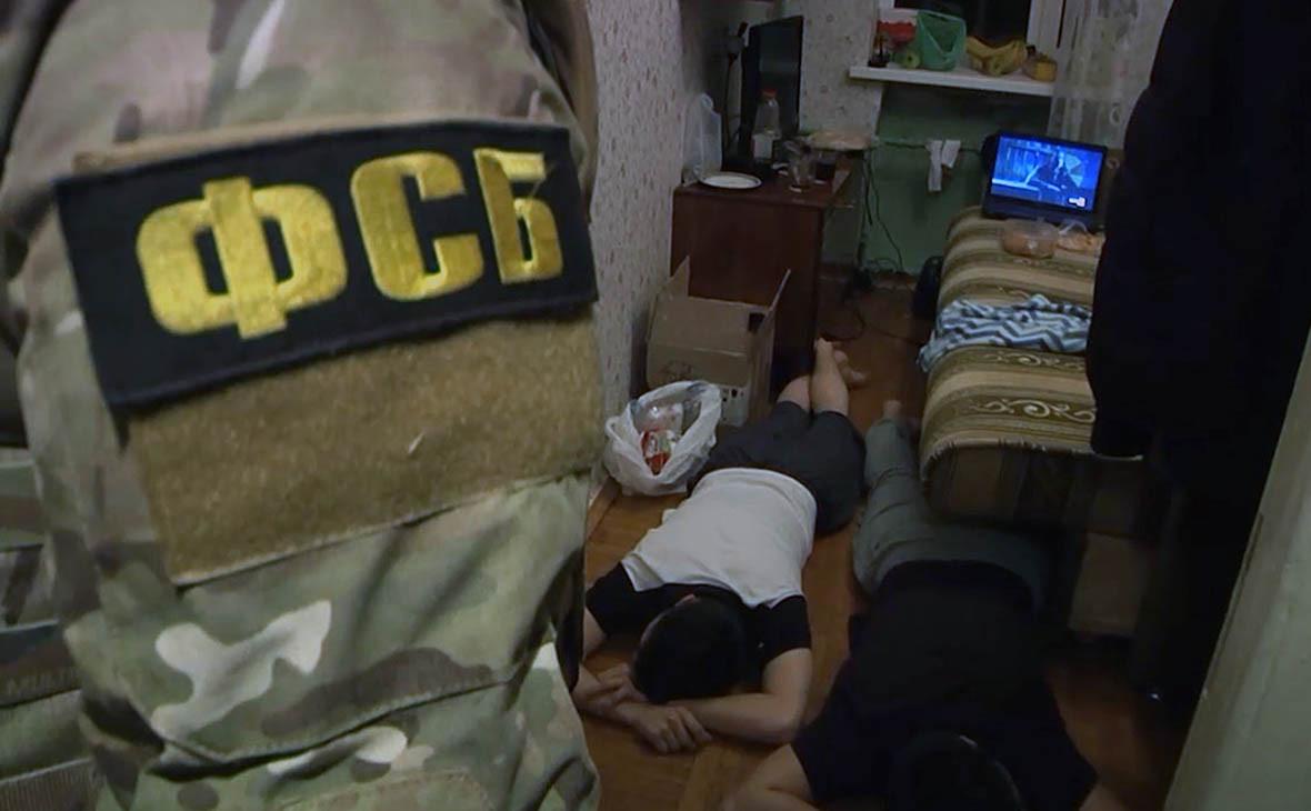 ФСБ задержала в Москве 60 организаторов отправки боевиков в Ирак и Сирию