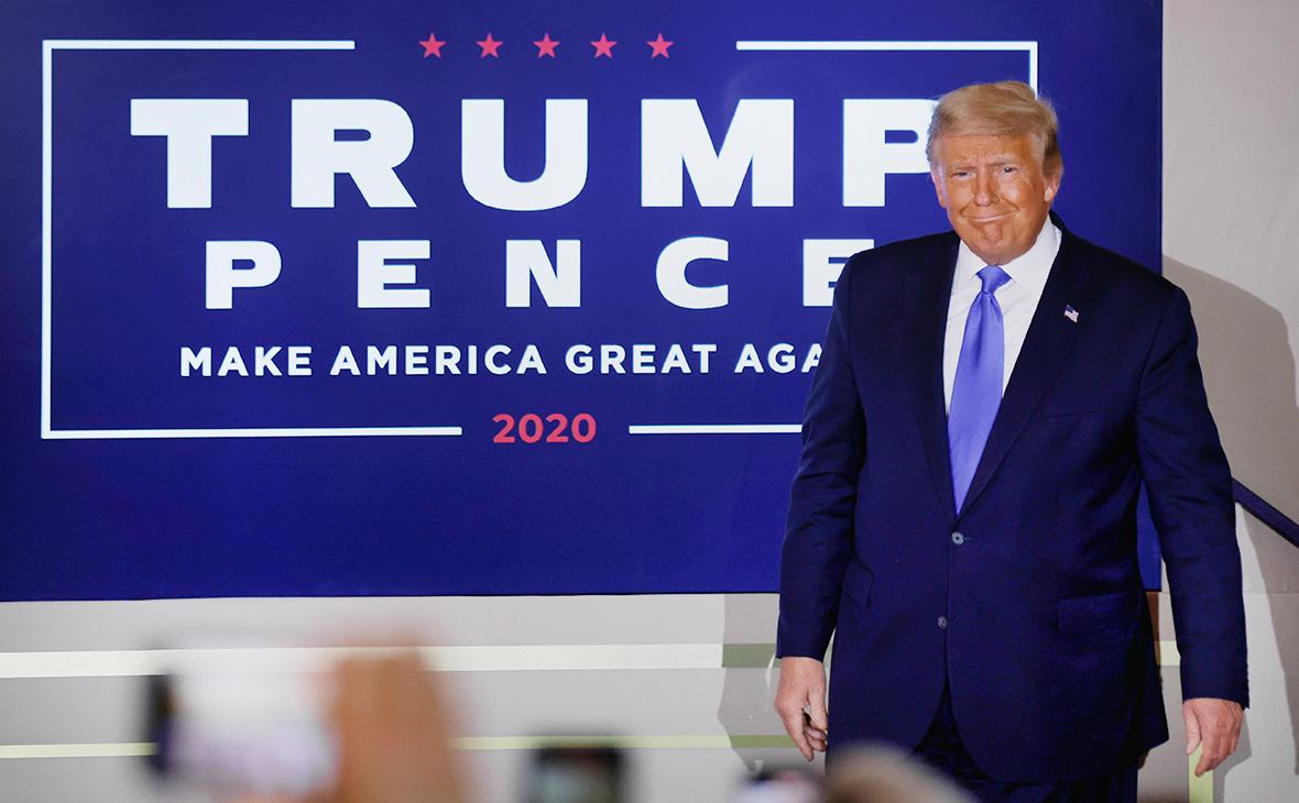 Трамп заявил о своей победе на выборах