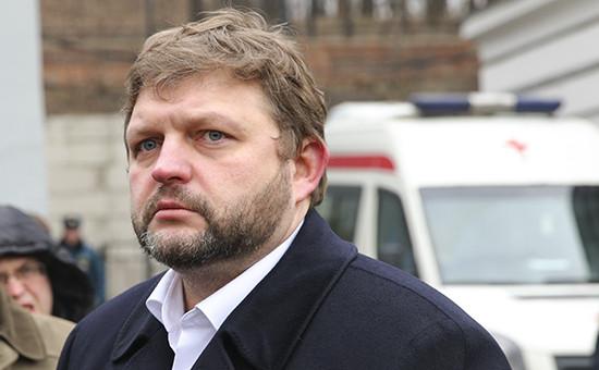 Кировский губернатор Никита Белых