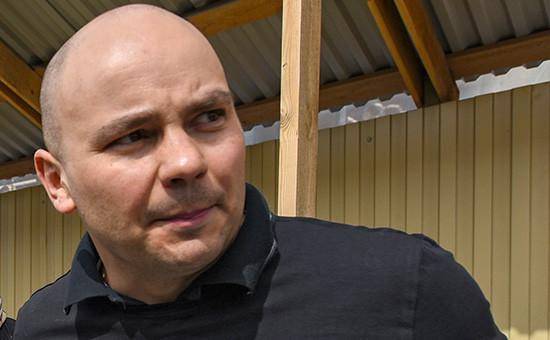 Руководитель предвыборного штаба демкоалиции в Костроме Андрей Пивоваров