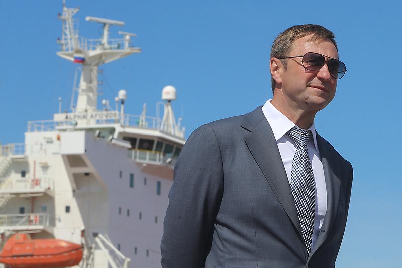 Генеральный директор ООО «Ультрамар» Андрей Бонч-Бруевич
