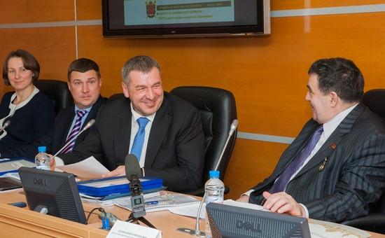 Заседание коллегии комитета по тарифам Санкт-Петербурга, 9 марта 2016 года