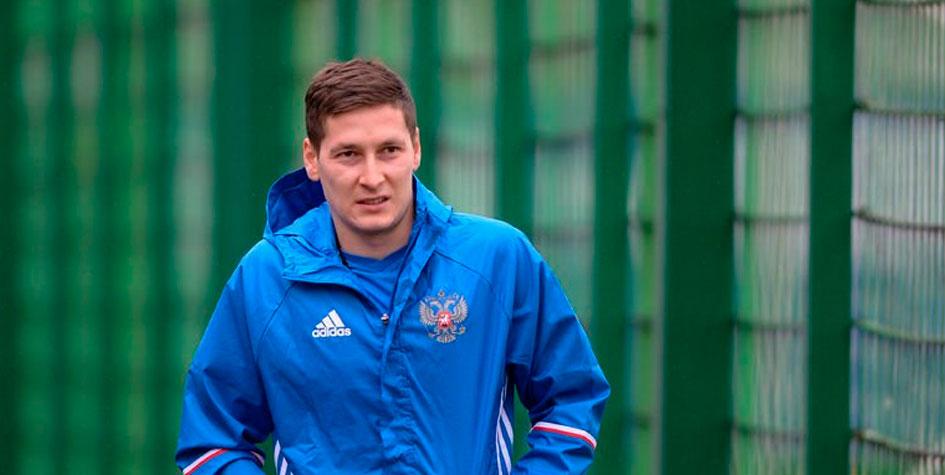 Сборная России потеряла третьего игрока перед матчем против Франции