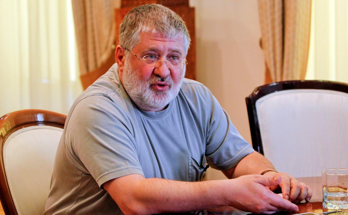 Украинский суд третий раз за неделю вынес решение в пользу Коломойского