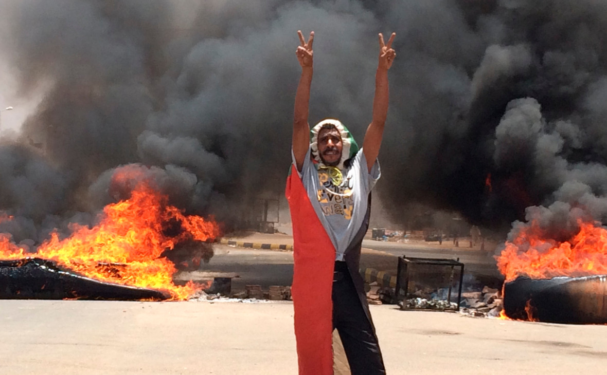 Al Arabiya сообщила о попытке второго за три месяца переворота в Судане