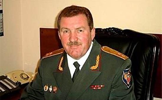 Руководитель управления «К» Службы экономической безопасности ФСБ Виктор Воронин