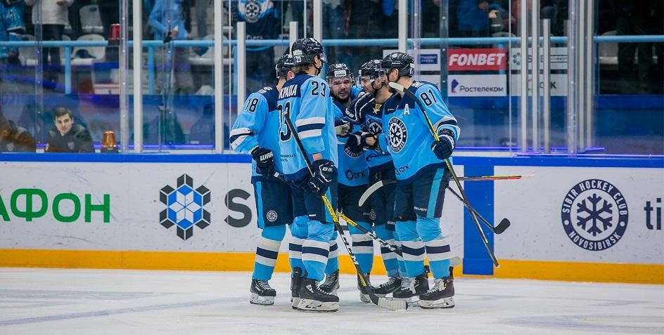 Фото: официальный сайт «Сибири»