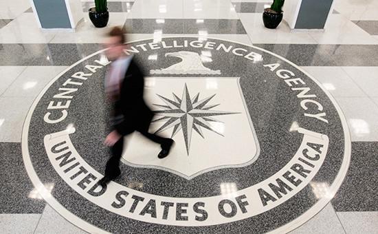 Штаб-квартира ЦРУ США