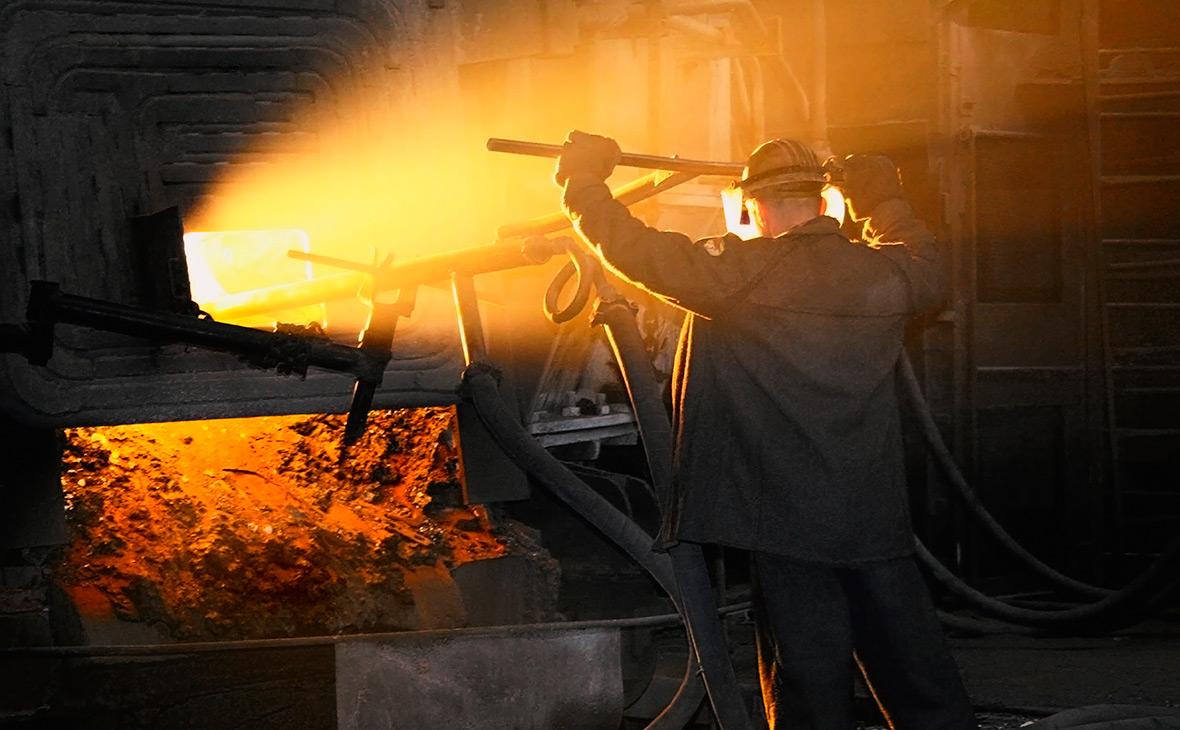 Волгоградский металлургический завод «Красный Октябрь»