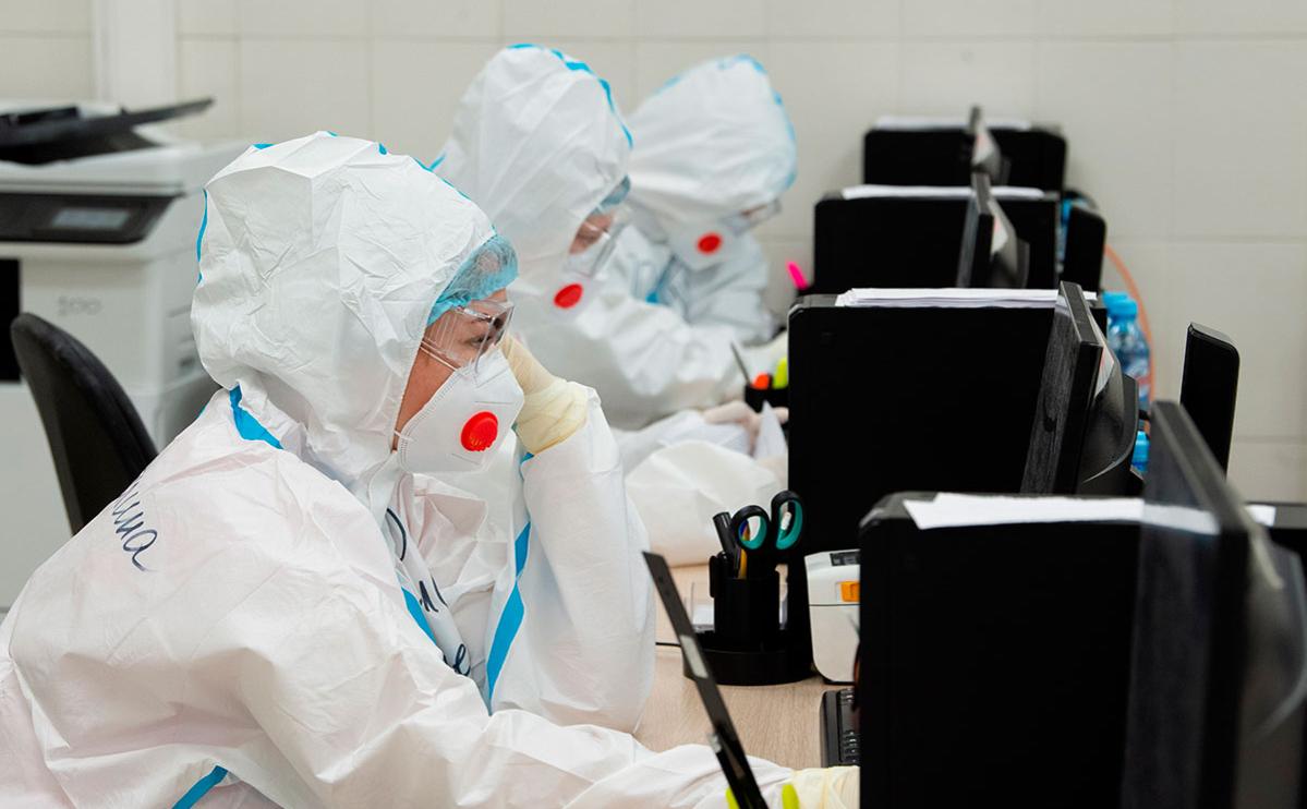 В России выявили более 9 тыс. случаев коронавируса за сутки
