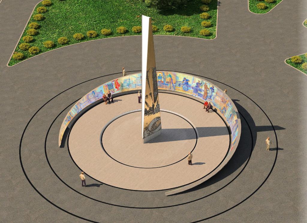 В Перми выбрали место для установки стелы «Города трудовой доблести»