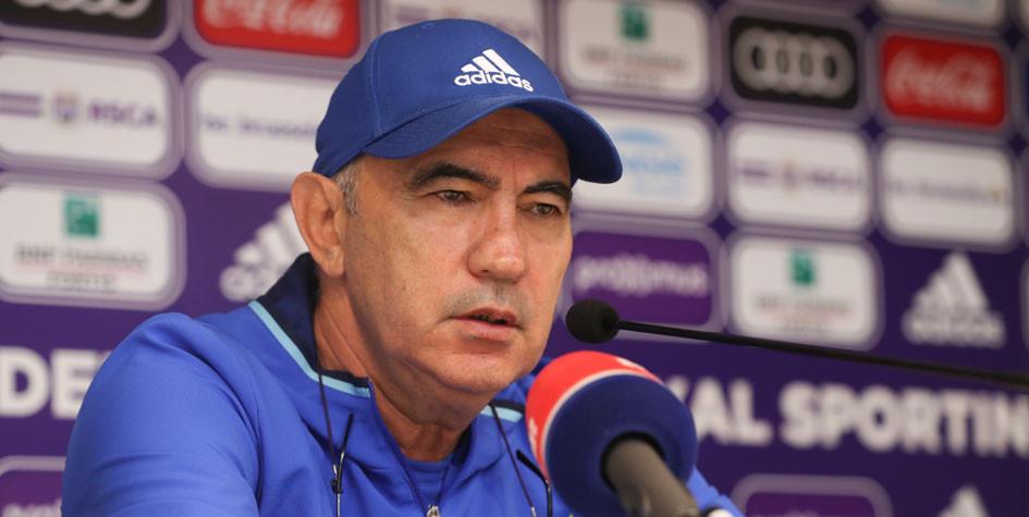 Главный тренер «Рубина» Курбан Бердыев