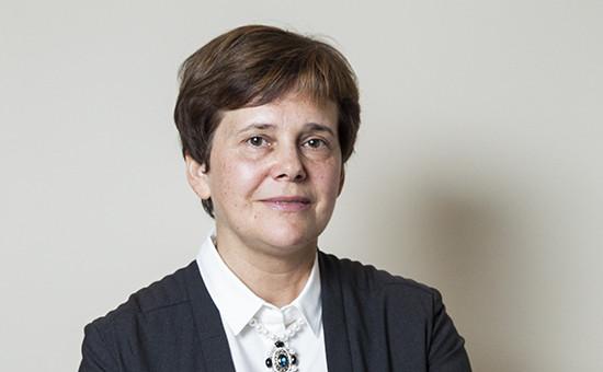 Ирина Прохорова, экс-председатель Федерального гражданского комитета «Гражданской платформы»