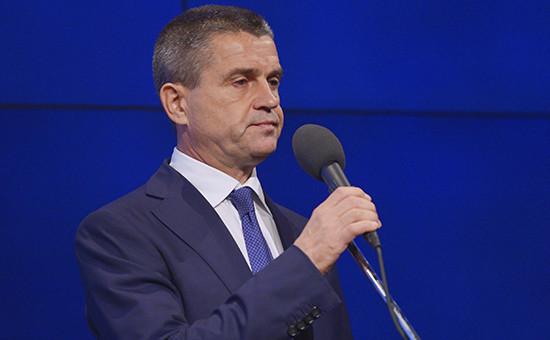 Представитель СК Владимир Маркин