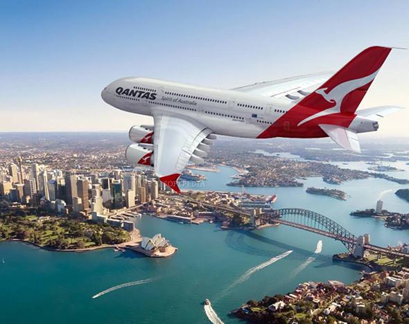 Фото: Qantas