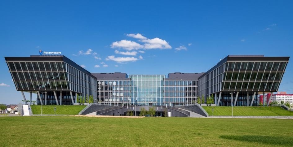 Бизнес-центр Comcity в Москве