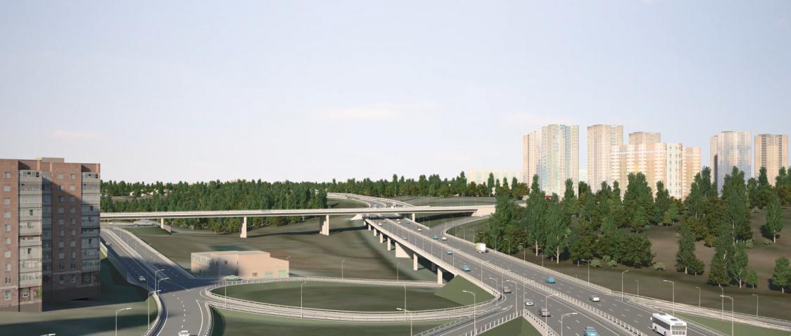 Трассу ТР-53 за 10,7 млрд руб. планируется начать строить в этом году