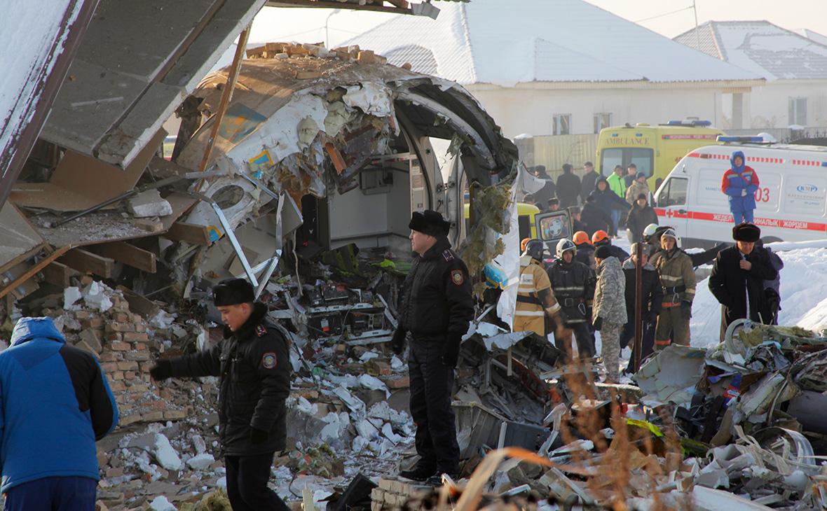 Фото: пресс-служба Международного аэропорта Алма-Аты / РИА Новости