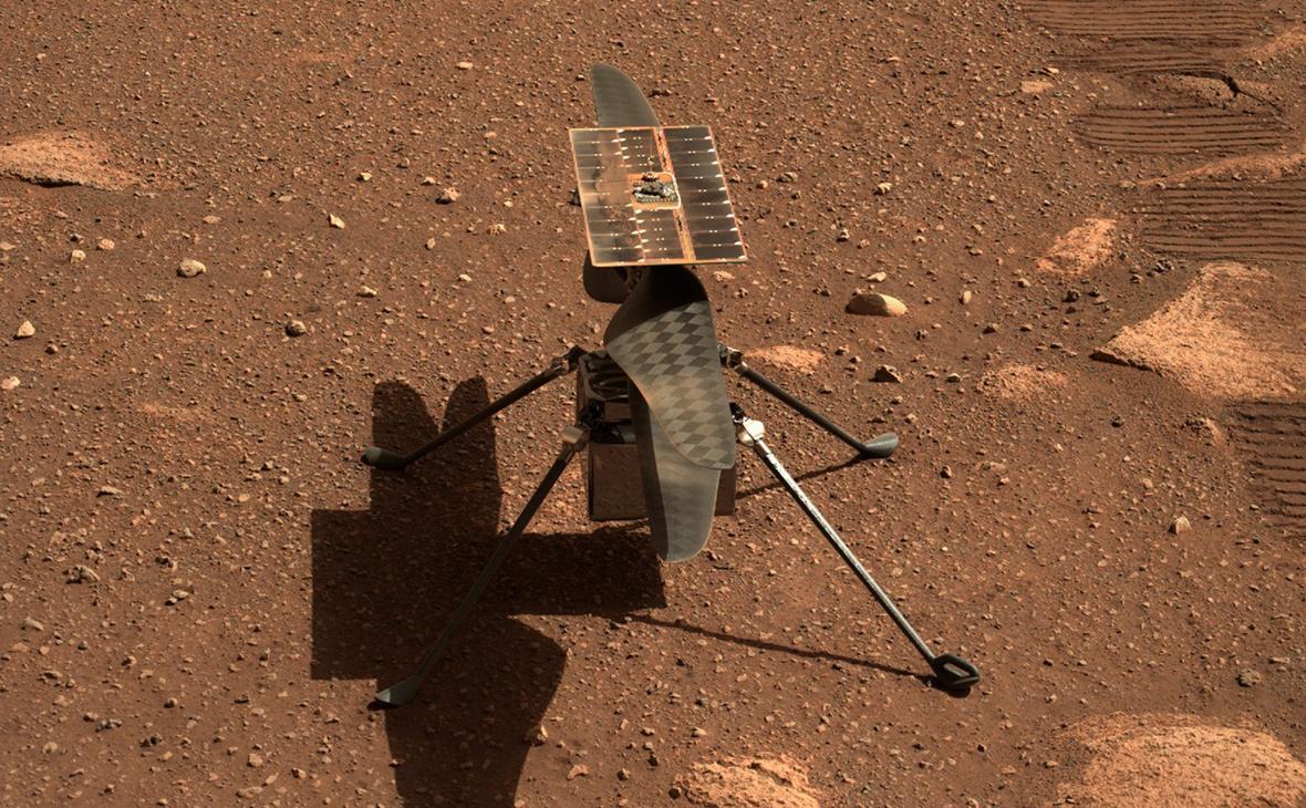 Фото: NASA / JPL-Caltech / ASU