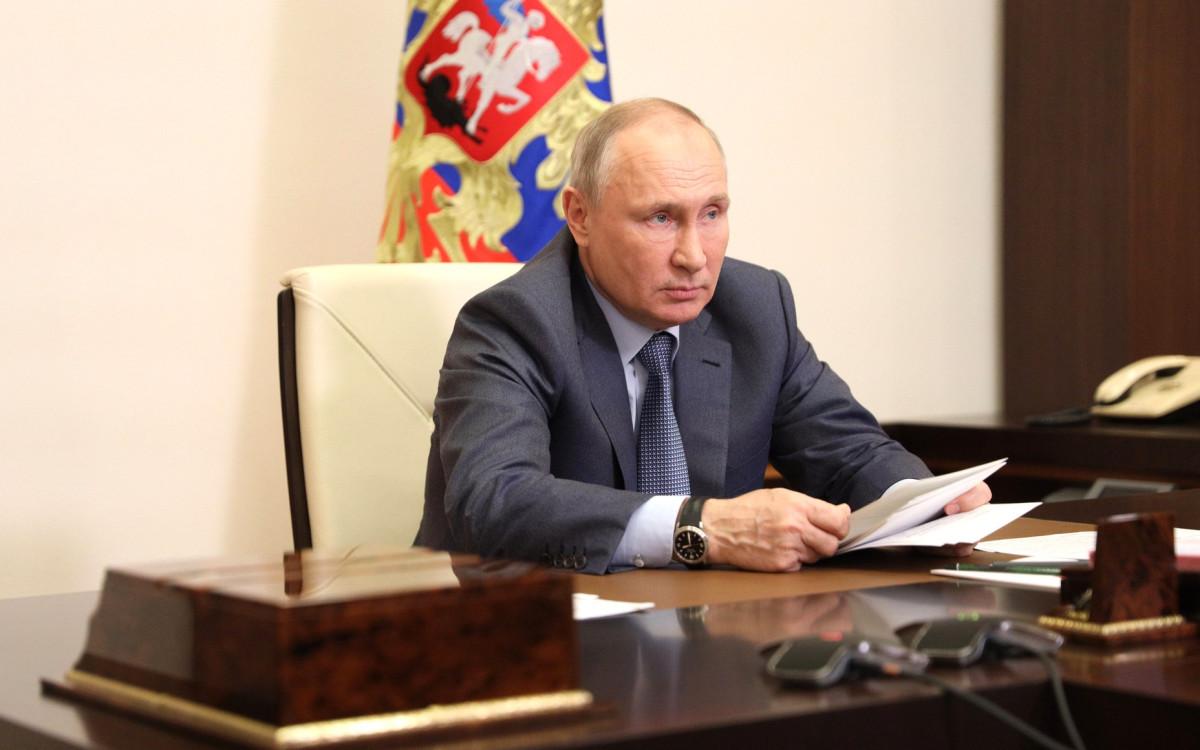 Фото: Владимир Путин (Фото: Global Look Press)