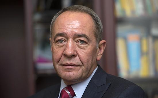 Экс-министрпечати МихаилЛесин. Фото 2013 года