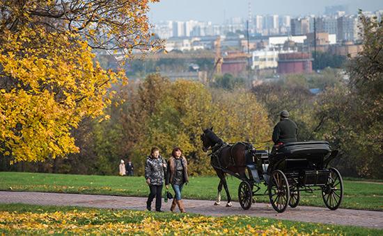 Парк «Коломенское» вМоскве