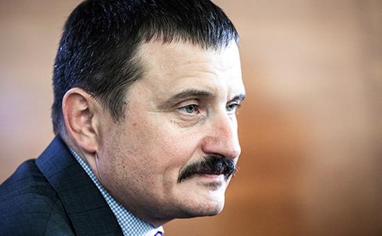 Предправления банка «Российский капитал» Михаил Кузовлев