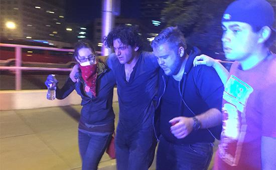Противники Дональда Трампа ведут соратников, пострадавших отдействий полиции