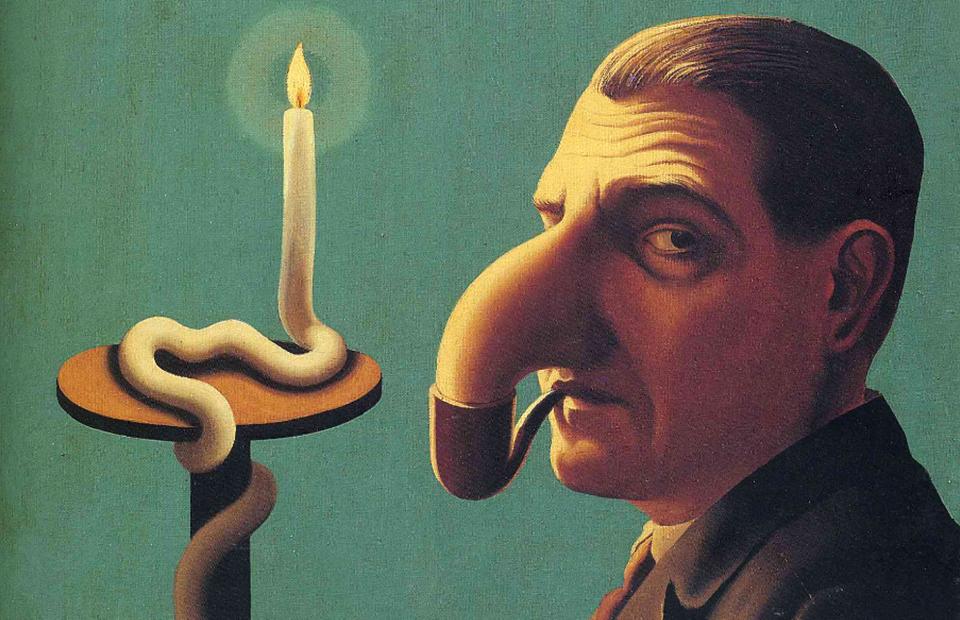 «Лампа философа», 1936