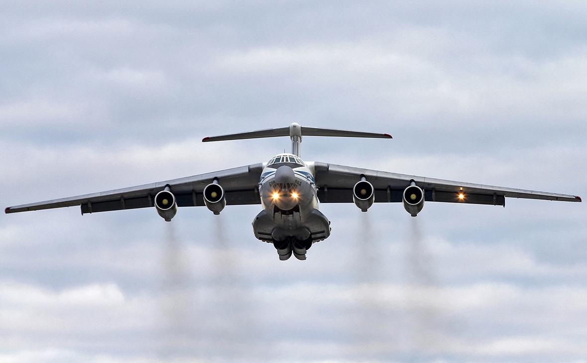 Транспортный самолет ВКС России