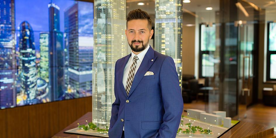 Коммерческий директор Renaissance Development Али Ихсан Мутлу