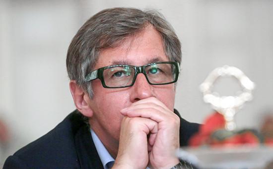 Председатель совета директоров банковской группы «Альфа-банк» Петр Авен