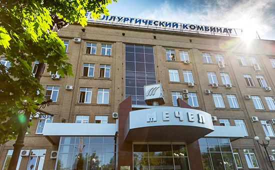 Челябинский металлургический комбинат компании «Мечел». Фото 2015 года