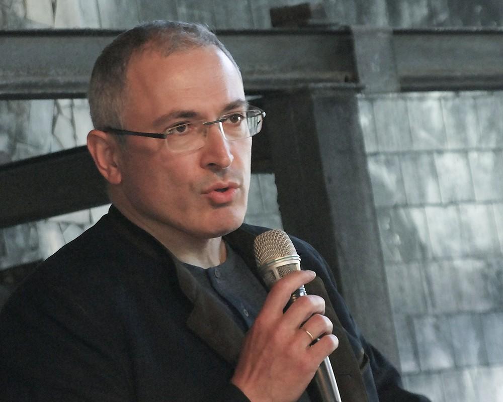 Бывший глава НК «ЮКОС» Михаил Ходорковский