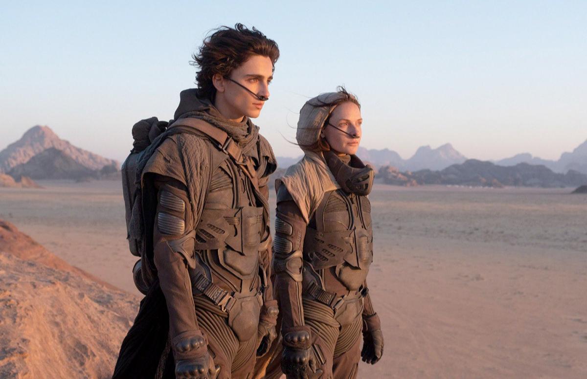Кадр из фильма «Дюна»